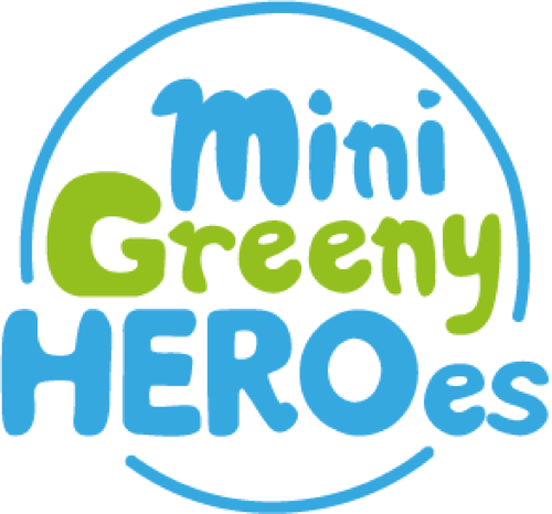 Mini Greeny Heroes Logo